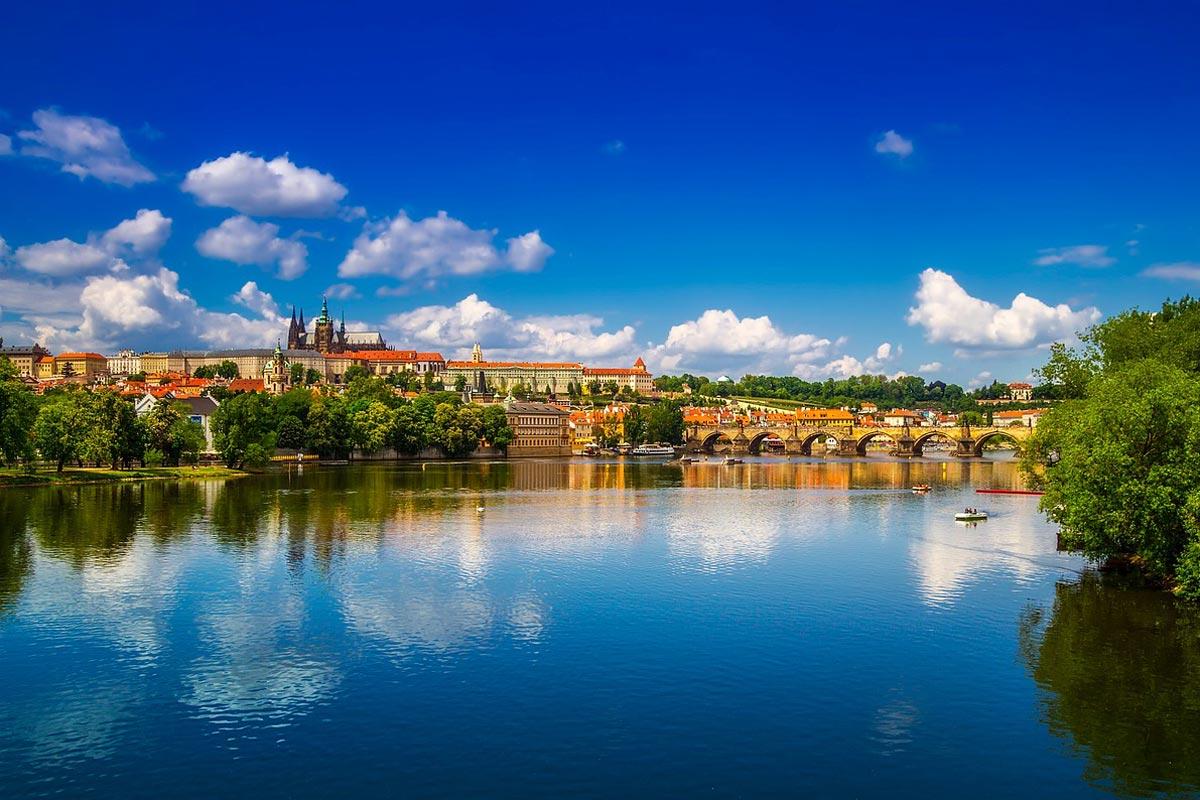 Prag – die goldene Stadt